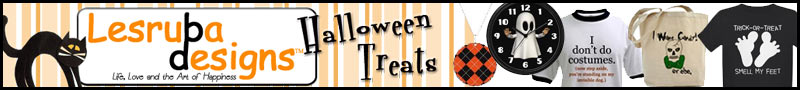 halloween t-shirts, trick-or-treat bags, instant costumes and halloween gifts